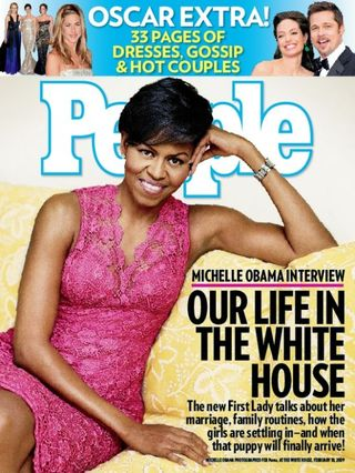 Michelle people cover